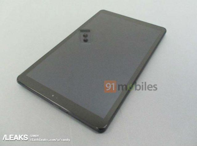 Утекла подробная информация о Samsung Galaxy Tab A2 XL