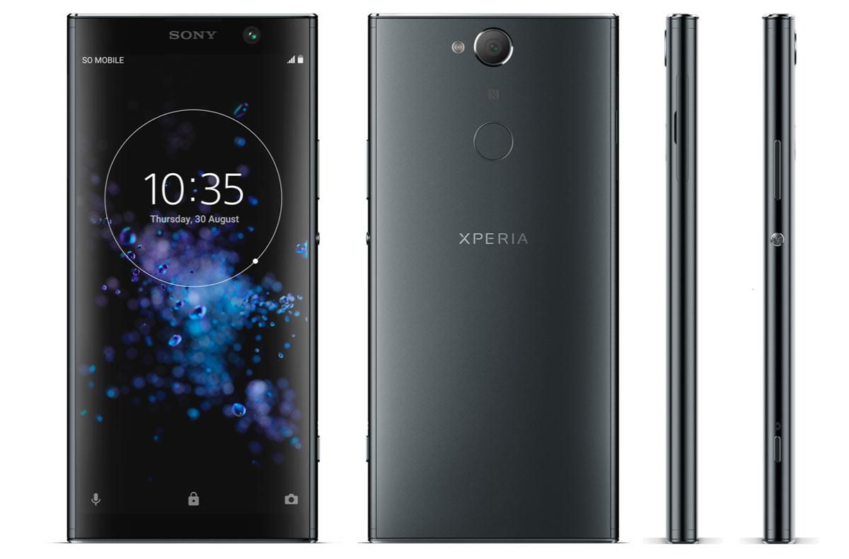 Представлен Sony Xperia XA2 Plus: мобильник с дисплеем 18:9 и хорошим звуком