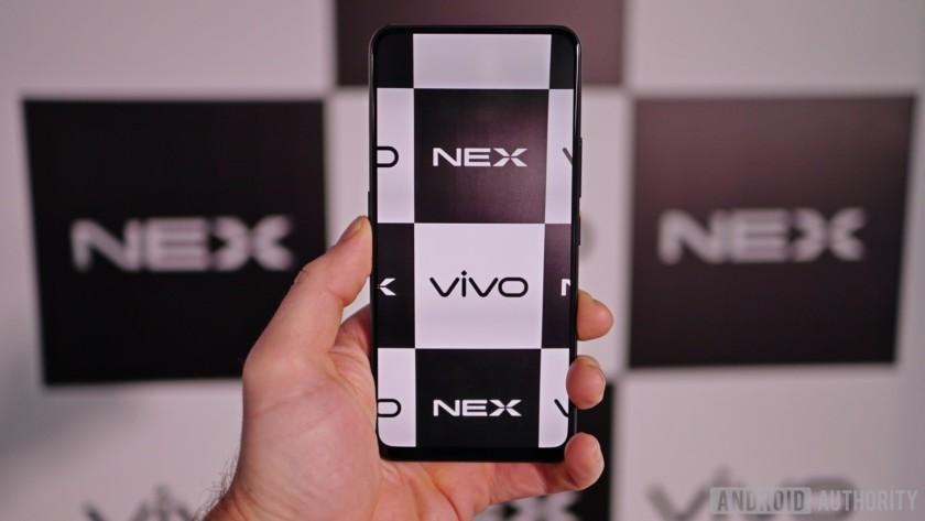 Тест Vivo NEX на канале JerryRigEverything