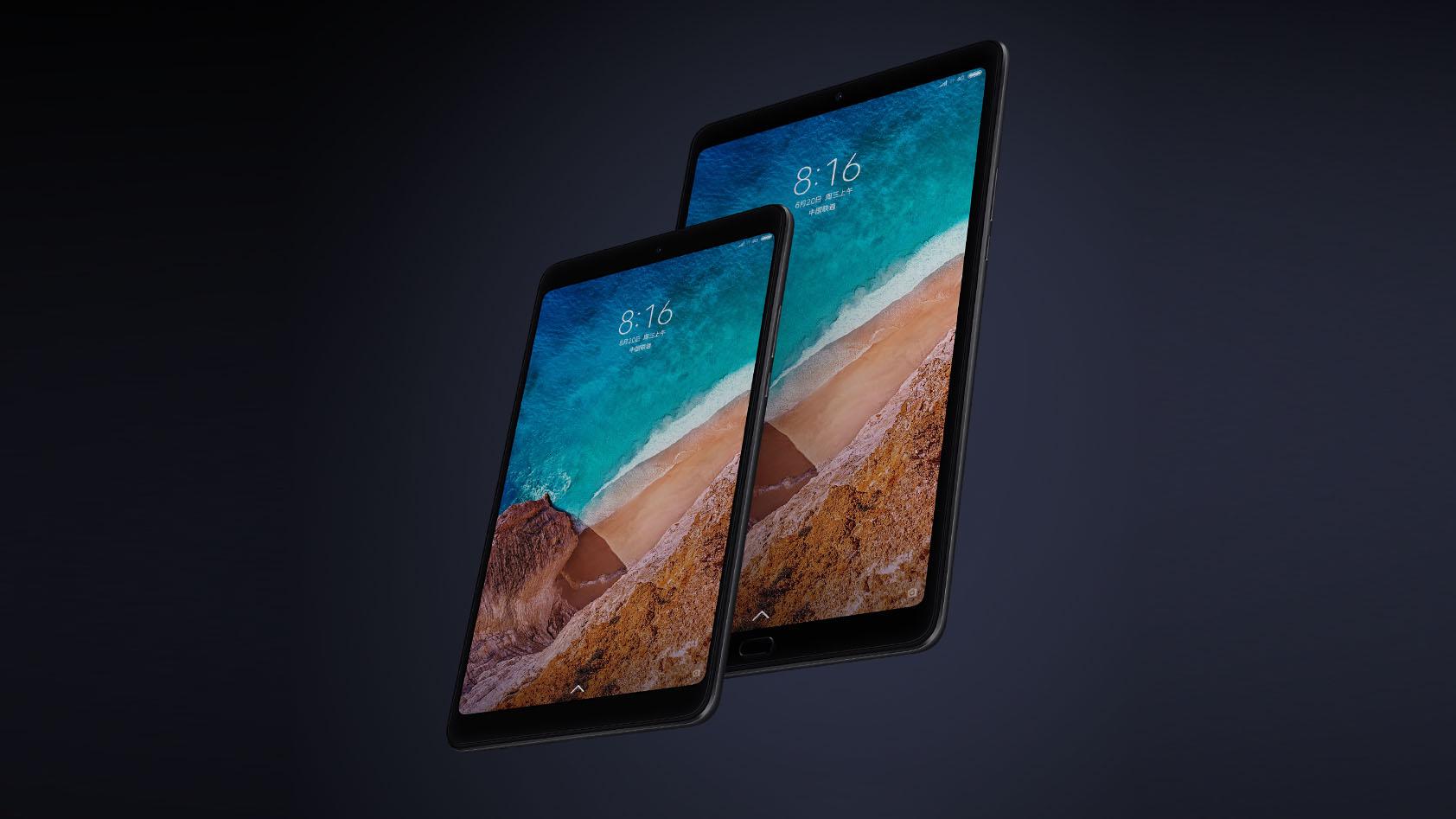 Представлен Xiaomi Mi Pad 4 Plus: 10,1-дюймовый дисплей и батарейка на 8620 мАч