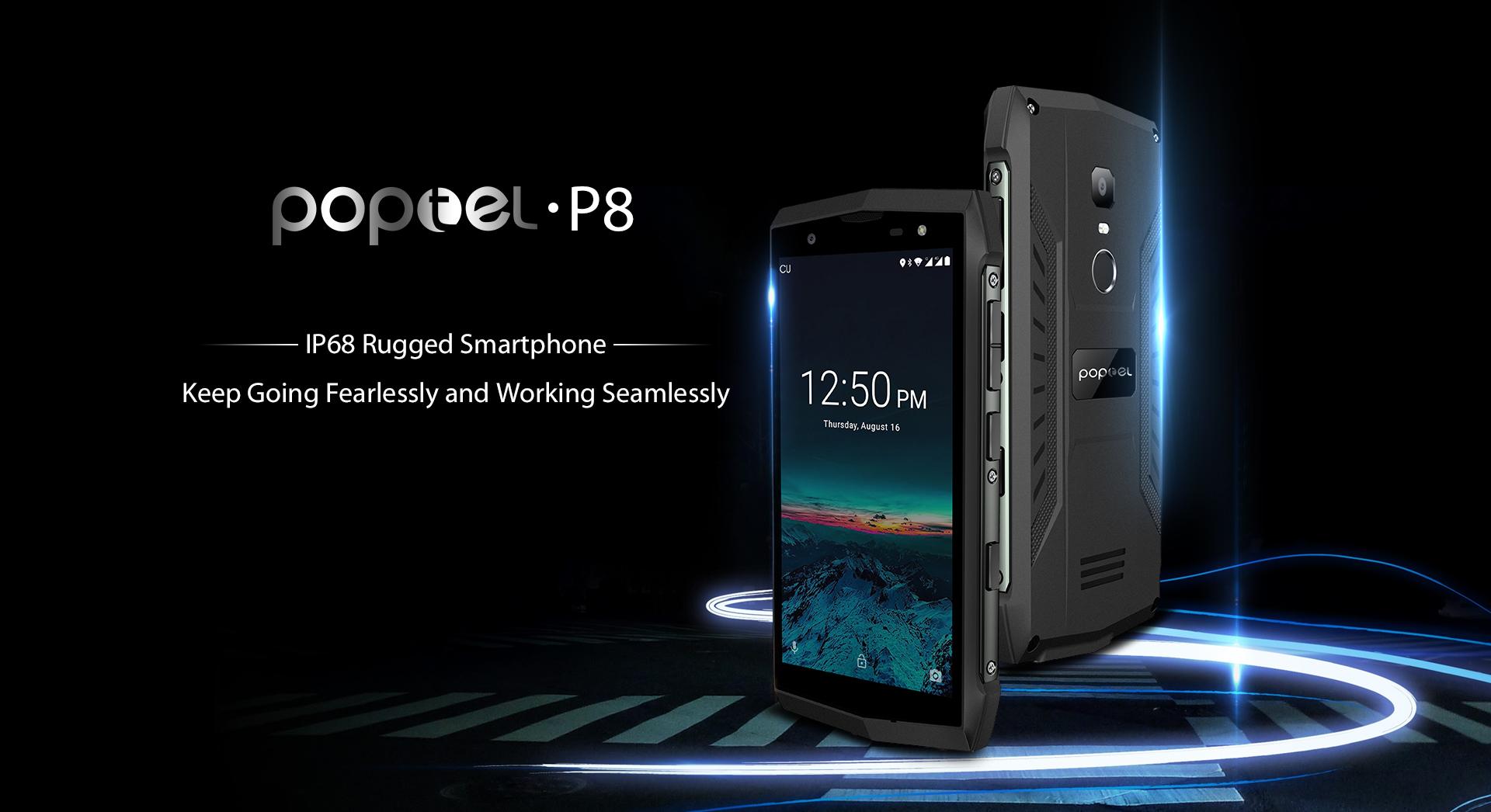 Стартовала распродажа Poptel P10 и Poptel P9000 Max