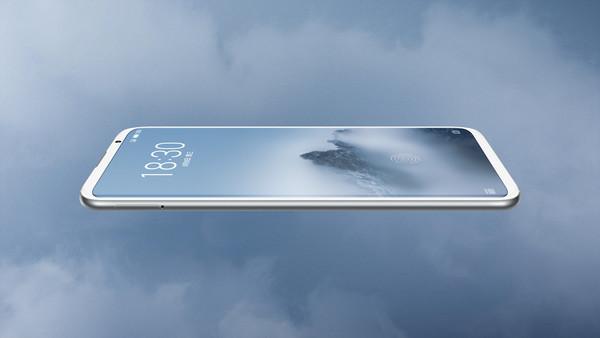 Meizu 16 в белом вновь появился на фото