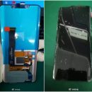 Фронтальная панель Huawei Mate 20 на фото
