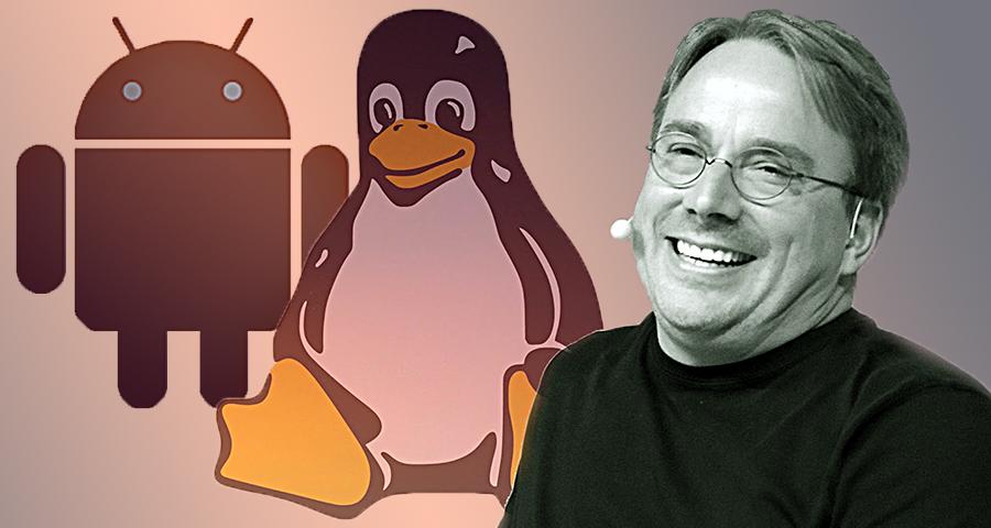 Сегодня день рождения Linux