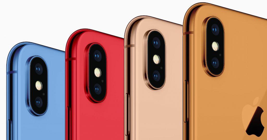 Apple представит iPhone с поддержкой 2SIM и дисплеем 6.1 дюймов, но не для нас