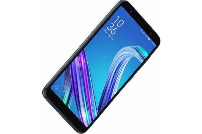 Android Go смартфон ASUS ZenFone Live L1 поступил в продажу по цене $110