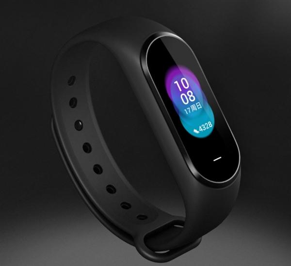 Фитнес-трекер Black Plus с NFC — серьезный соперник Xiaomi Mi Band 3