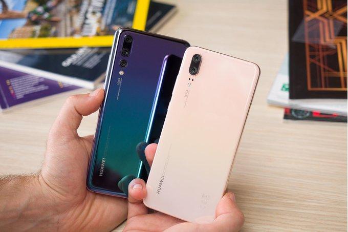 Huawei хочет быть лучше Samsung и Apple