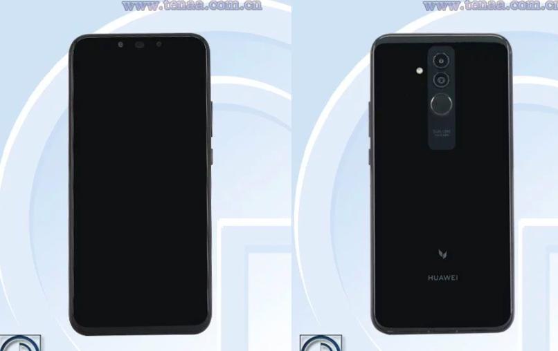 Характеристики Huawei Mate 20 Lite появились в TENAA
