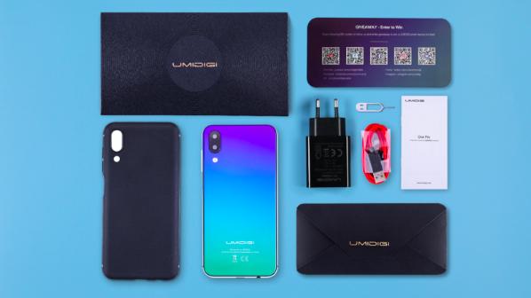 UMIDIGI One и One Pro: распаковка и старт предзаказов