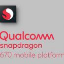 Qualcomm анонсировала чип Snapdragon 670 c AI-движком