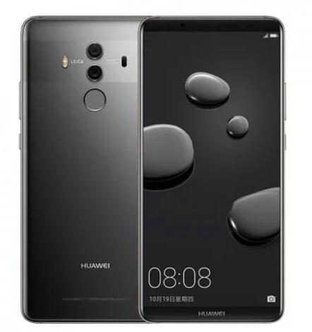 Huawei Mate 20 Pro: подтверждена тройная камера и безграничные амбиции