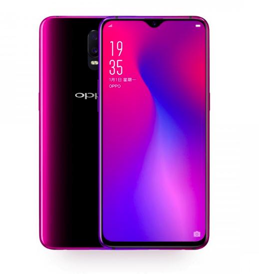 Анонс Oppo R17: первый с Snapdragon 670 и стеклом Gorilla Glass 6
