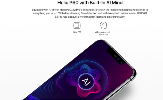 UMIDIGI Z2 Pro уже в продаже и вот что он предлагает