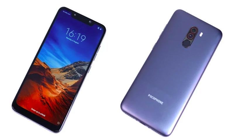 Названы цены на Xiaomi Pocophone F1