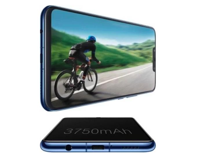 Huawei Mate 20 Lite: пресс-изображения и характеристики