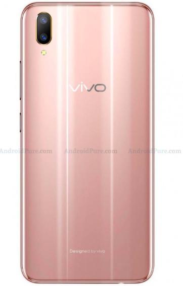Vivo V11 Pro: характеристики и изображения