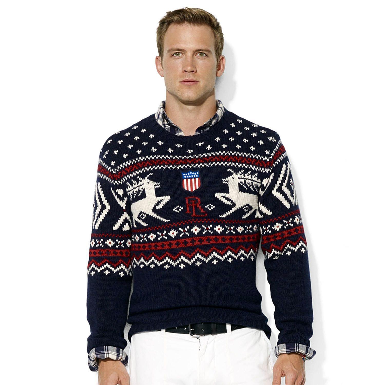 Де замовити светри з оленями?