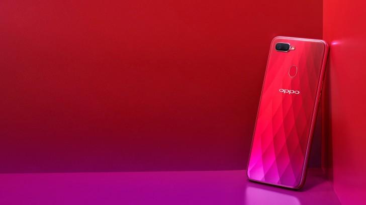 Представлены селфифоны Oppo F9 и F9 Pro