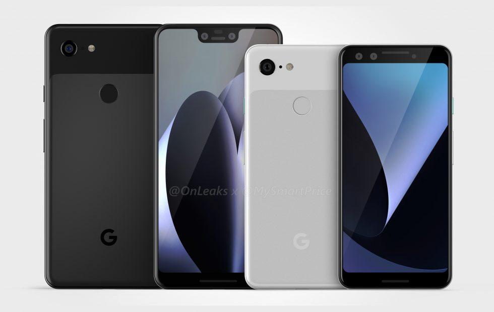Дата релиза Google Pixel 3 названа