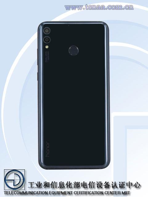 Honor 8X (8S) предлагает фасад, отличный от прочих устройств компании