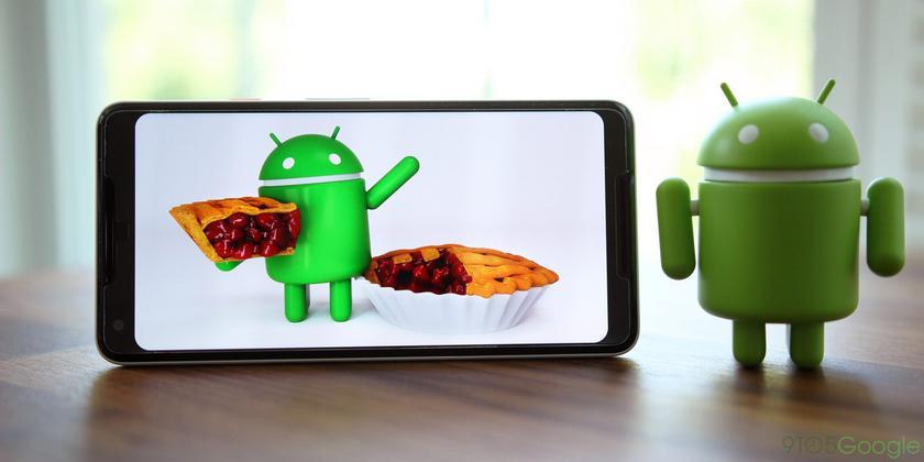Актуальный перечень смартфонов, которые получат Androrid 9 Pie