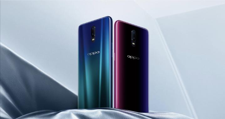 Представлен Oppo R17 Pro с тройной камерой и дисплейным сканером