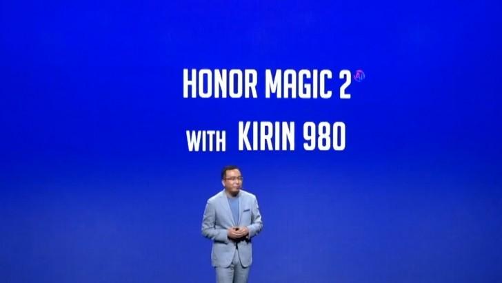 Honor Magic 2 получит выдвижные камеры и ультра быструю зарядку