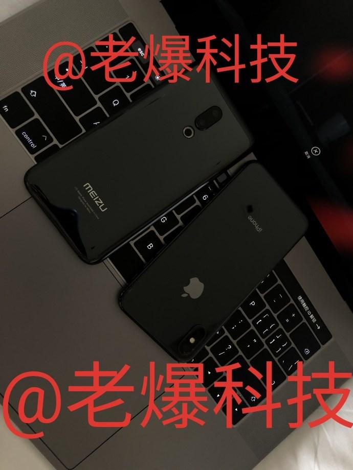 Meizu 16: фото флагмана и пример снимка на двойную камеру