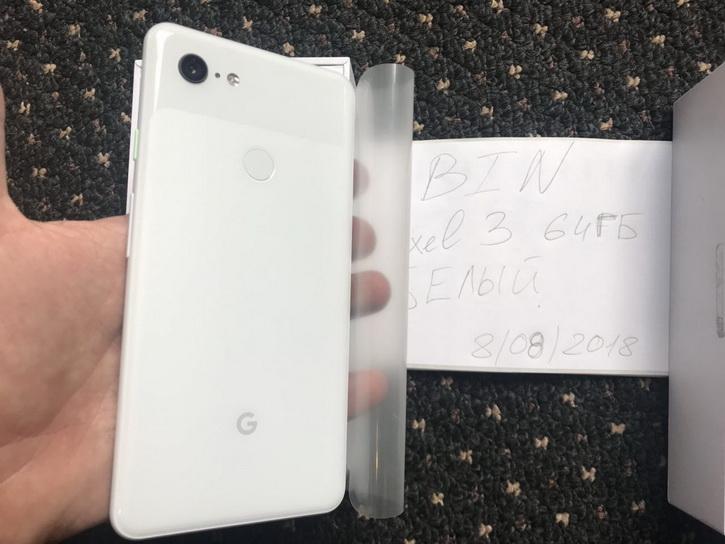 Галерея снимков Google Pixel 3 XL