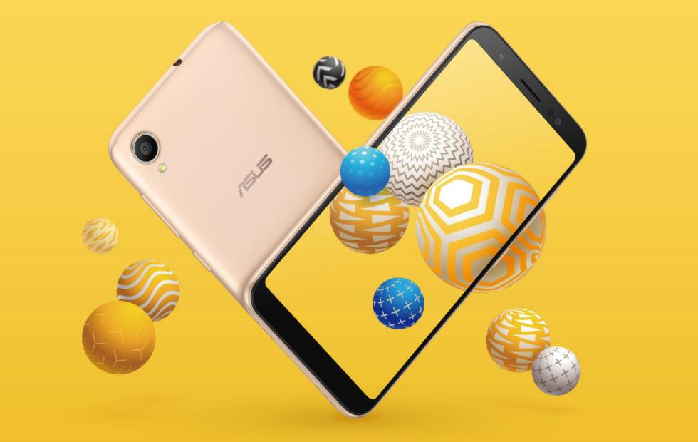 Android Go смартфон ASUS ZenFone Live L1 поступил в продажу по цене 0