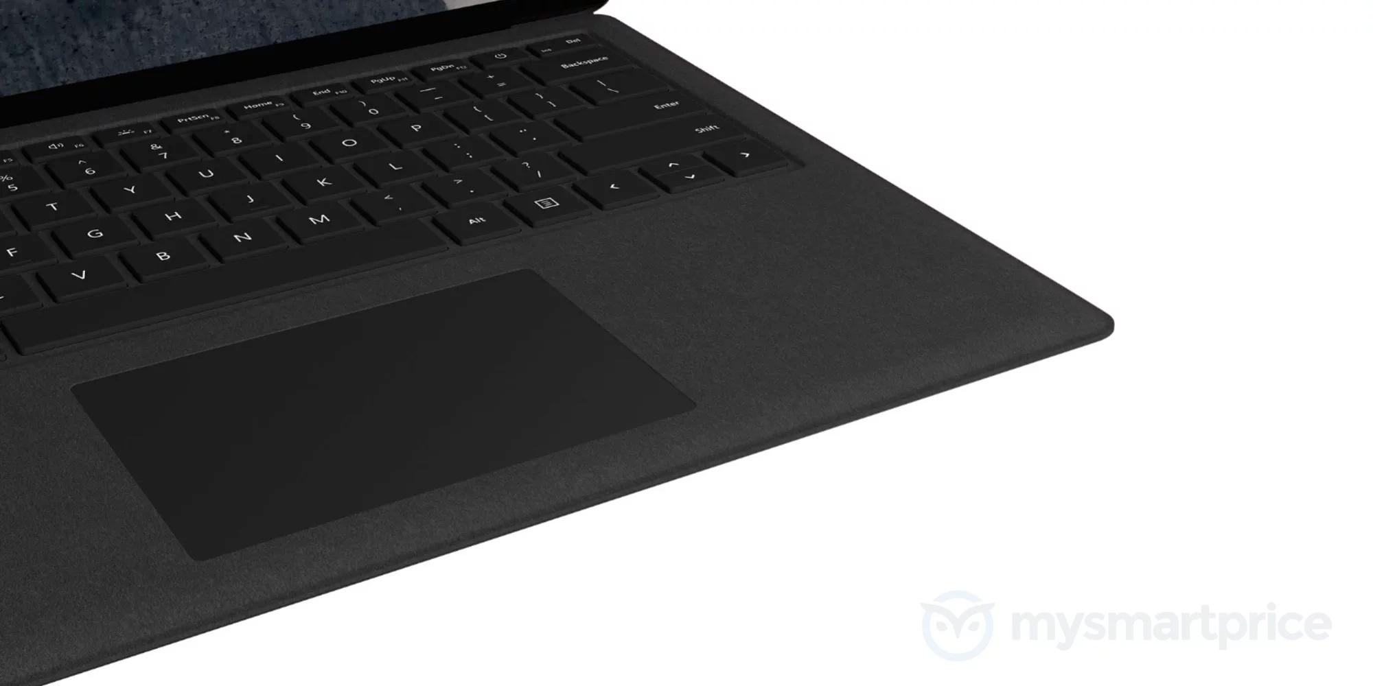 В сеть утекли фото будущего Microsoft Surface Laptop 2