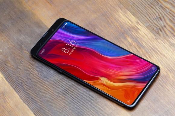 Смартфон-слайдер Xiaomi Mi Mix 3 показали в действии на видео