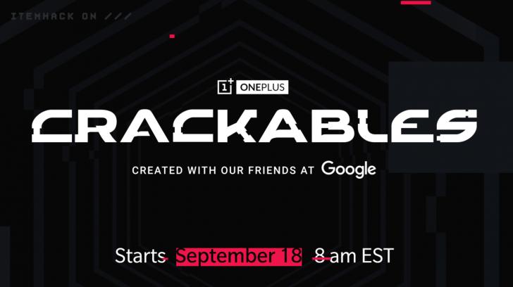 Шанс выиграть  000 от OnePlus в игре Crackables