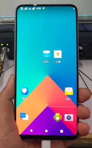 Vivo NEX S сможет работать с сетях 5G