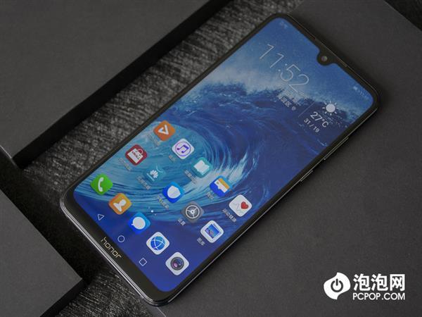 Представлен Honor 8X Max: неприлично большой смартфон с емкой батарейкой