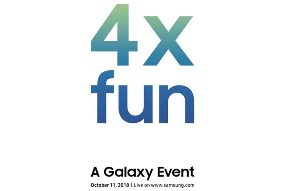 Samsung пригласила на премьеру смартфона с 4 камерами