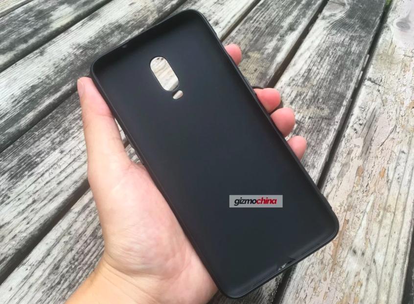 Первый чехол для OnePlus 6T
