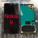 Передняя панель Nokia 9: неужели без «моноброви»?