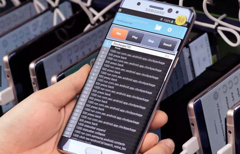 Первый пошел: сгорел Samsung Galaxy Note 9