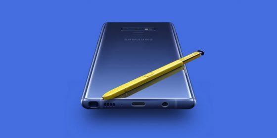 Первые подробности о Samsung Galaxy Note 10