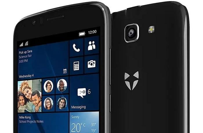 По многочисленным просьбам: смартфон на Windows 10 Mobile