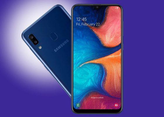 Чехлы для Samsung Galaxy A20 и другие аксессуары