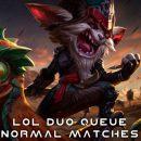 Профессиональное прохождение Normal matches в Leagueof Legends