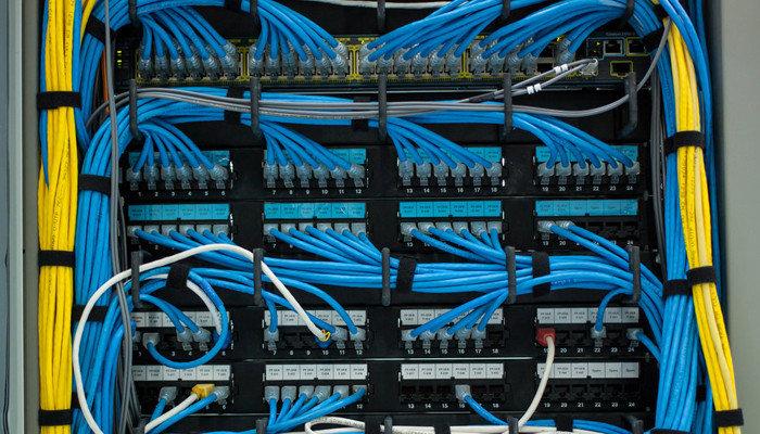 Услуги монтажа структурированных кабельных систем