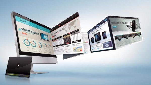 Разработка разных видов сайтов профессионалами
