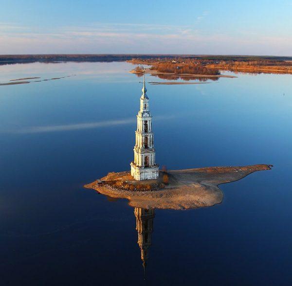 Достопримечательности России, которые можно увидеть на онлайн экскурсиях