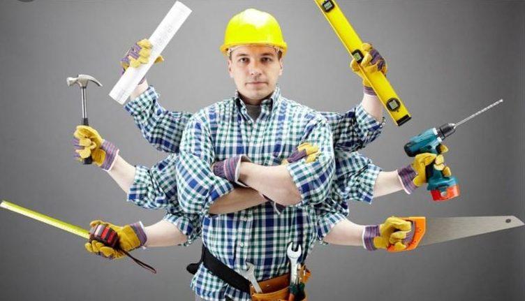 Найдите профессионального мастера для любой работы