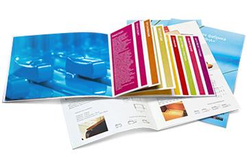 Печать брошюр в Москве