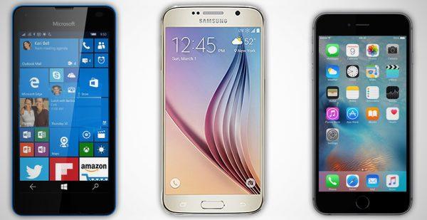Огромный выбор мобильных телефонов по разной цене